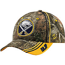 Buffalo Sabres Mossy Oak Camo NHL Slash Cap at Legendary Whitetails