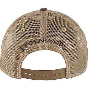 Ladies Vintage Buck Cap