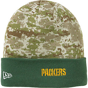 NFL  Camo Knit Hat