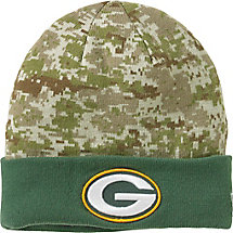 NFL  Camo Knit Hat at Legendary Whitetails