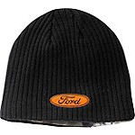Ford & Chevy 4X4 Reversible Camo Knit Beanie
