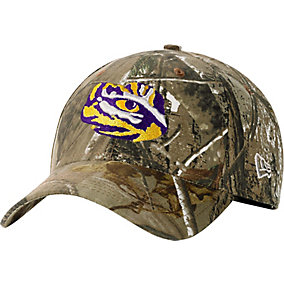 Louisiana State Tigers Realtree Collegiate Cap