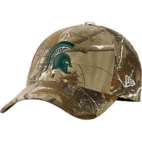 Michigan State Spartans Realtree Collegiate Cap