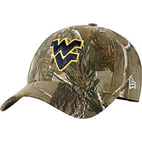 West Virginia Mountaineers Realtree Collegiate Cap
