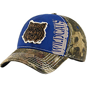 Arizona Wildcats Captain Collegiate Camo Cap