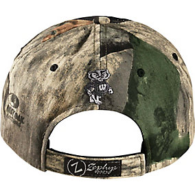 Mossy Oak Collegiate Shadow Stalker Caps