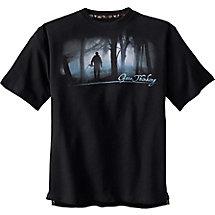 Gone Thinking III Short Sleeve T-Shirt at Legendary Whitetails