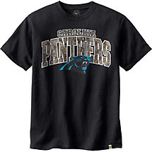 Carolina Panthers Realtree Camo Flanker T-Shirt at Legendary Whitetails
