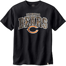 Chicago Bears Realtree Camo Flanker T-Shirt at Legendary Whitetails