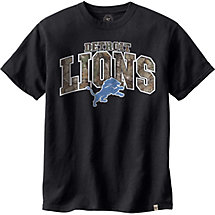 Detroit Lions Realtree Camo Flanker T-Shirt at Legendary Whitetails