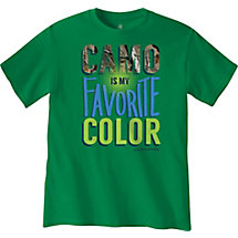 Boys Favorite Color Is Camo T-Shirt at Legendary Whitetails