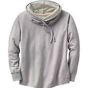 Ladies Day Dreamer Cowl Neck Pullover