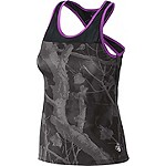 Ladies Ridge Run Big Game Camo Performance Tank