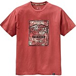 Mens Vintage Fishing Club Short Sleeve T-Shirt