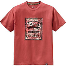 Mens Vintage Fishing Club Short Sleeve T-Shirt at Legendary Whitetails