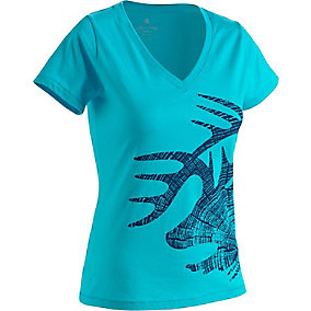 Ladies Knotted Pine Signature Buck T-Shirt
