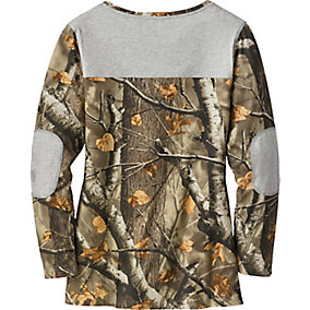 Ladies Late Season Big Game Camo Pocket Tunic