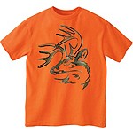 Boys Signature Buck Youth T-Shirt