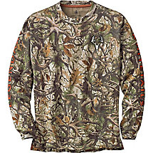 Legendary Non-Typical Camo Series Long Sleeve Tee at Legendary Whitetails
