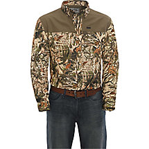Adventure Series Camo Long Sleeve Sport Shirt at Legendary Whitetails