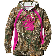 Ladies Signature Series II Camo Hoodie at Legendary Whitetails