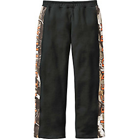 Boys Team Legendary Big Game Camo Sweatpants
