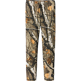 Girls Big Game Camo Leggings