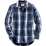 Ladies Sterling Ridge Plaid Shirt