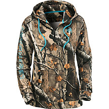 Ladies Camo Power  �  Zip Hoodie at Legendary Whitetails