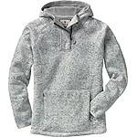 Ladies Atomic Fleece ¼  Zip Hoodie