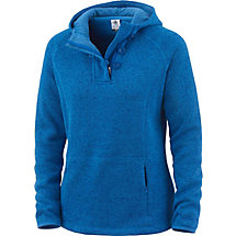 Ladies Atomic Fleece 1/4 Zip Hoodie at Legendary Whitetails