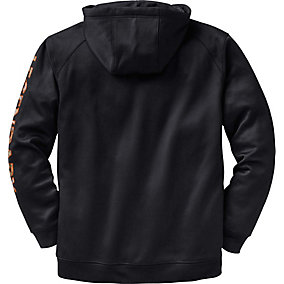 Mens Broadhead Monster Full-Zip Performance Hoodie
