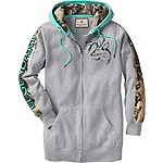 Ladies Full Zip Big Game Outfitter Tunic Hoodie