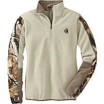 Ladies Highlander Camo Trim � Zip at Legendary Whitetails