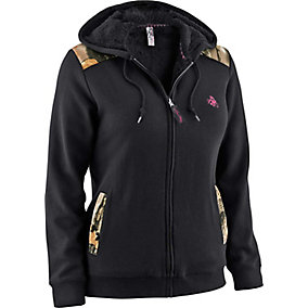 Ladies Team Legendary Camo Hoodie