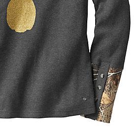 Ladies Huntress Crew Neck Long Sleeve Thermal