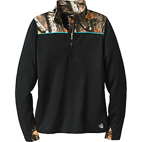 Ladies Full Range Big Game Camo Performance � Zip