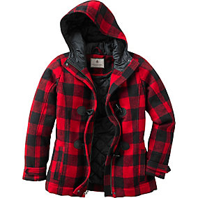 Ladies Dusty Trail Plaid Jacket