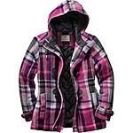 Ladies Dusty Trail Plaid Jacket