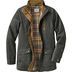 Ladies Saddle Country Shirt Jacket