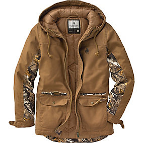 Ladies Gravel Road Workwear Jacket