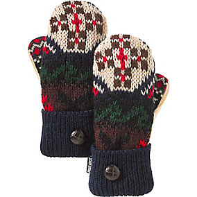 Ladies Lodge Pot Holder Mittens
