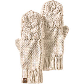 Ladies North Woods Pop Top Mittens