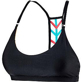 Ladies Big Game Camo Oasis Reversible Bikini Top