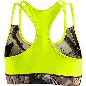 Ladies Camo Stadium Reversible Sports Bra