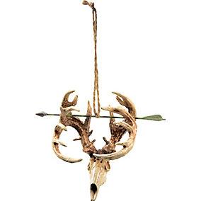 Dream Buck Decorative Hunting  Ornament