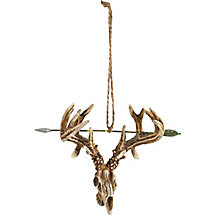 Non-Typical Dream Buck Ornament at Legendary Whitetails