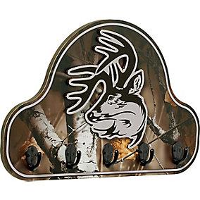 Coachmen Wooden Key Rack
