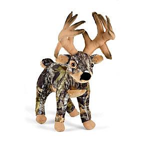 Mossy Oak Camo Wild Deer Plush