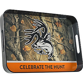 Big Game Camo Serving Tray